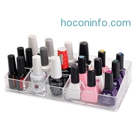 ihocon: MelodySusie Jewelry and Cosmetic Transparent Acrylic Makeup Organizer化妝品收納盒