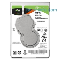 ihocon: Seagate FireCuda Gaming SSHD 2TB SATA 6.0Gb/s 2.5-Inch Notebooks / Laptops Internal Hard Drive (ST2000LX001)