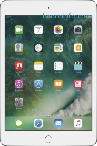 ihocon: Apple - iPad mini 4 Wi-Fi 128GB - Silver