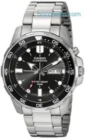 ihocon: Casio男錶 Men's Super Illuminator Diver Quartz Watch