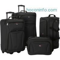 ihocon: American Tourister Fieldbrook II 4 Pc Nested Luggage Luggage Set NEW