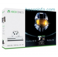 ihocon: Xbox One S Ultimate Halo Bundle (500GB) - Walmart.com