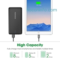ihocon: Tiergrade 20000mAh Fast Charging Power Bank行動電源/充電寶