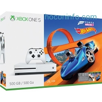 ihocon: Xbox One S 500GB Console - Forza Horizon 3 Hot Wheels Bundle