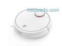 ihocon: Xiaomi Mi Robot Vacuum Cleaner Robot With Laser Guidance System Powerful Suction LDS Path Planning 5200mAh Battery