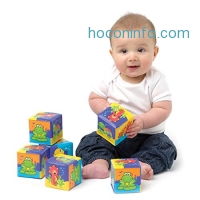 ihocon: Playgro Soft Blocks for Baby軟質積木