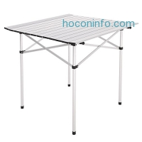 ihocon: Etuoji Outdoor Camping Folding Table折疊易收野餐桌