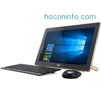 ihocon: Acer 17.3 Aspire AZ3 Multi-Touch Portable All-in-One Desktop Computer