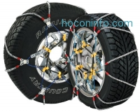 ihocon: Security Chain Company SZ131 Super Z6 Cable Tire Chain for Passenger Cars, Pickups, and SUVs - Set of 2 雪錬