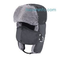 ihocon: Prooral Unisex Winter Trooper Trapper Hat