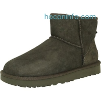 ihocon: Ugg Women's Classic Mini II Leather Ankle-High Suede Boot