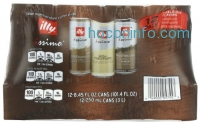ihocon: illy issimo Coffee Variety Pack, 8.45-Ounce (Pack of 12)