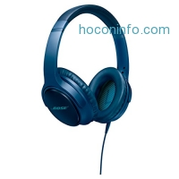ihocon: Bose SoundTrue around-ear  wired headphones II - Apple devices, Navy Blue