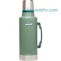 ihocon: Stanley Classic Vacuum Bottle, 2QT保温瓶