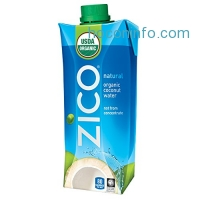 ihocon: Zico Natural Organic Coconut Water, 16.9 Ounce (Pack of 12)