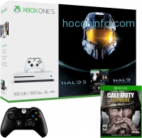 ihocon: Choice of Xbox One S 500GB Console with Bonus Game and Controller - Walmart.com