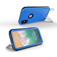 ihocon: Waterproof Case For iPhone X ShockProof 防水防震手機套