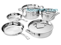 ihocon: Cuisinart MCP-8NW MultiClad Pro Set (8-Piece)