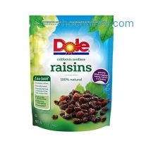 ihocon: Dole California Seedless Raisins, 12 Ounce