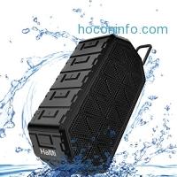 ihocon: HaMi IP66 Waterproof Bluetooth Speaker with Mic藍芽無線麥克風喇叭