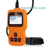 ihocon: INTEY OBD2 Scanner Car Code Reader Vehicle Auto Diagnostic Scan Tool OBD II Engine Fault Code Reader汽車讀碼器