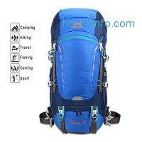 ihocon: AMEISEYE 40L Internal Frame Waterproof Hiking Daypack防水登山背包