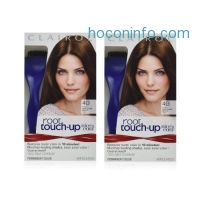 ihocon: Clairol Nice 'n Easy Root Touch-Up 4G Matches Dark Golden Brown Shades 1 Kit, (Pack of 2)染髮劑
