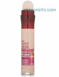 ihocon: Maybelline New York Instant Age Rewind Eraser Dark Circles Treatment Concealer, Fair, 0.2 fl. oz.