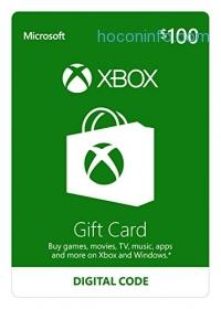 ihocon: $100 Xbox Gift Code只賣$90