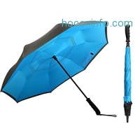 ihocon: IDAODAN Inverted Travel Umbrella反向傘
