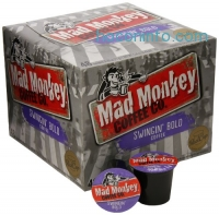 ihocon: Mad Monkey Coffee Capsules K-Cup Pods 48個咖啡膠囊
