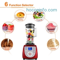 ihocon: Homdox Smoothie Blender, 6 Function 果汁機