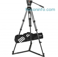 ihocon: Sachtler Ace XL Tripod System with CF Legs and Ground Spreader 三腳架