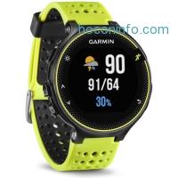 ihocon: Garmin 010-03717-50 Forerunner 230 GPS Running Watch in Force Yellow
