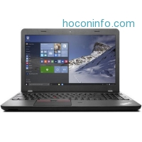 ihocon: Lenovo ThinkPad E560 15.6 Notebook Intel Core i5-6200U 2.3GHz 500GB HDD 4GB RAM