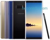 ihocon: Samsung Galaxy Note 8 SM-N950F/DS (FACTORY UNLOCKED) Dual Sim - Black Gold Gray