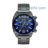 ihocon: Diesel Watches Overflow Stainless Steel Watch