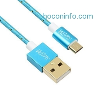 ihocon: WEme 3-Foot Micro USB Cable (Multiple Colors)