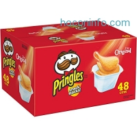 ihocon: Pringles Original Snack Stacks, 32.16 Ounce