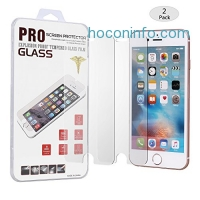 ihocon: iPhone 8 / 7 / 6S / 6 Tempered Glass Screen Protector, 2-Pack強化玻璃螢幕保護片