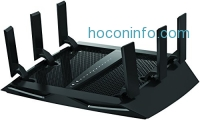 ihocon: NETGEAR R7900-100NAS Nighthawk X6 AC3000 Smart Wi-Fi Router. Compatible with Amazon Echo/Alexa