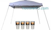 ihocon: Ozark Trail 12x12 Slant Leg Canopy + 4 Tumblers