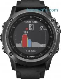 ihocon: Garmin Fenix 3 HR 心率智能手錶 Smartwatch 51mm Fiber-Reinforced Polymer