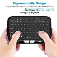 ihocon: YOUTHINK Mini Wireless Keyboard With Touchpad迷你鍵盤