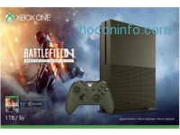 ihocon: Xbox One S 1TB Console Battlefield 1 Bundle + xBox One S Wireless Controller BLK