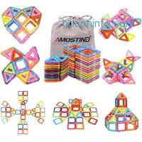 ihocon: Magnetic Blocks Building Set 56pcs磁性益智積木