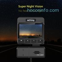 ihocon: Meyoung Dash Cam, Night Vision, 170° Wide Angle, G-Sensor行車記錄器