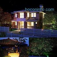 ihocon: AUTO-VOX Christmas Projector Lights聖誕投影燈