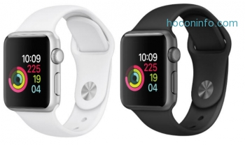 ihocon: Apple Watch Series 1 38mm Aluminum Case Sport Band