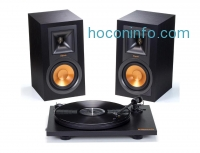 ihocon: Klipsch R-15PM Powered Monitor Speakers + Pro-Ject Primary Turntable Package